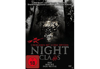 Night Claws-Die Nacht der Bestie (UNCUT) DVD