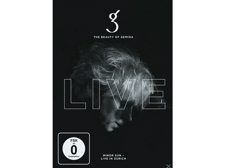 The Beauty Of Gemina - Minor Sun-Live In Zurich (DV [DVD]