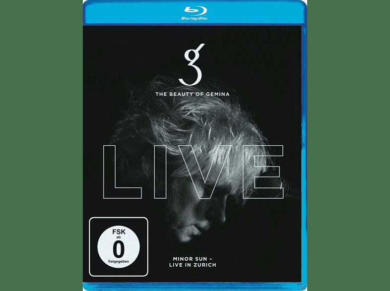 The Beauty Of Gemina - Minor Sun-Live In Zurich (Bl [Blu-ray]