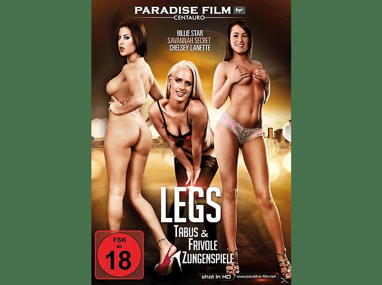 Legs-Tabus & Frivole Zungenspiele [DVD]