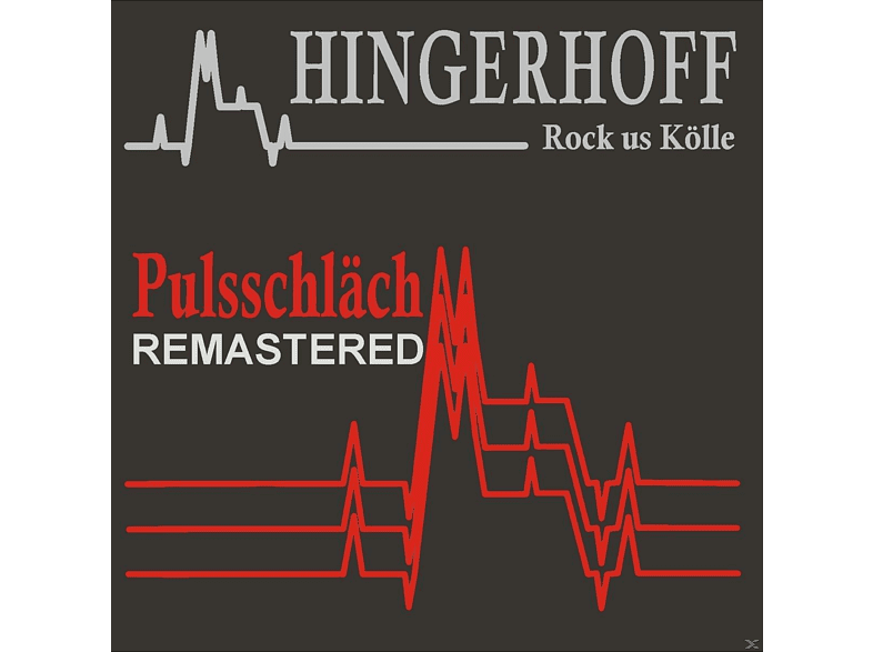 Hingerhoff - PULSSCHLÄCH (REMASTERED) [CD]