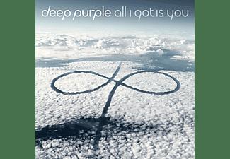 Deep Purple - All I Got Is You  - (Maxi Single CD)