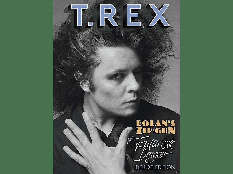 T. Rex - Bolan's Zip Gun+Futuristic Dragon (Deluxe) [CD]