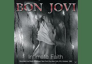 Bon Jovi - Intimate Faith,  Live Radio Broadcast  - (CD)