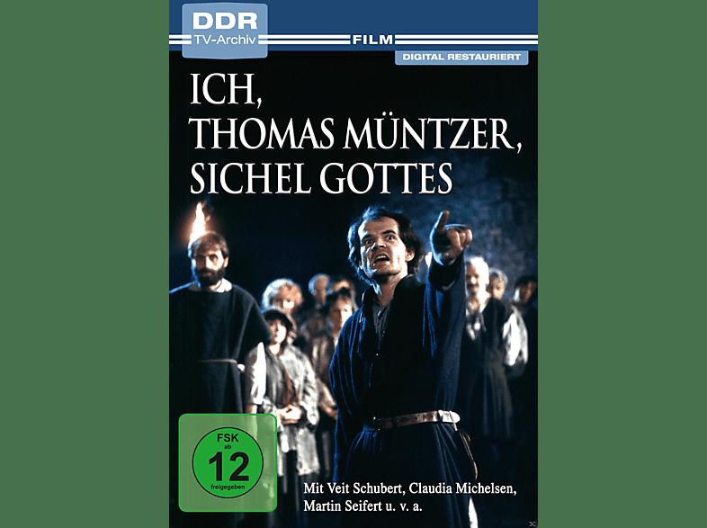 Ich,Thomas Müntzer,Sichel Gottes [DVD]