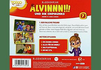 Alvinnn!!! Und Die Chipmunks - 007 - SIE HAT STIL  - (CD)