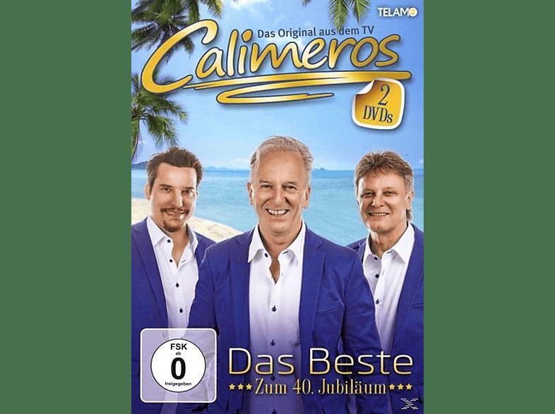 Calimeros - Das Beste-Zum 40.Jubiläum [DVD]