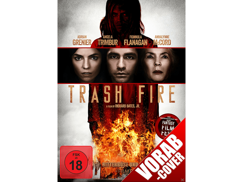 Trash Fire [DVD]