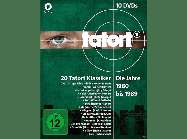 Tatort - Klassiker 80er Box 1-3 (1980-1989) [DVD]
