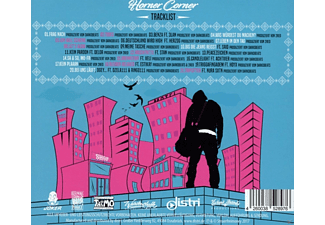 Taimo - Horner Corner  - (CD)