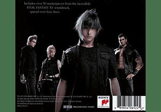 Yoko Shimomura - Final Fantasy XV/OST Video Game  - (CD)