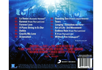 X Japan - We Are X Soundtrack  - (CD)