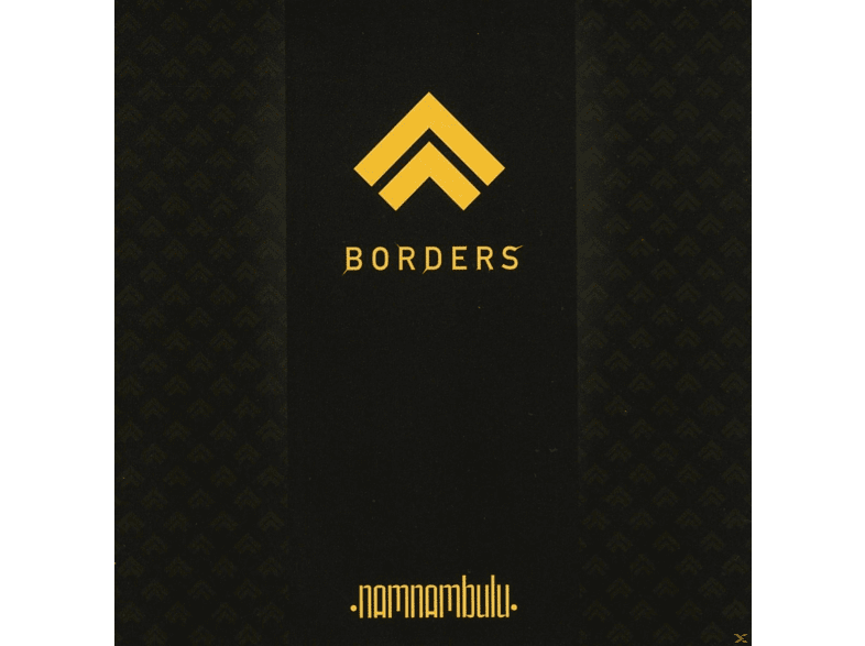 Namnambulu - Borders [CD]
