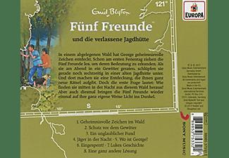 Fünf Freunde - 121/und die verlassene Jagdhütte  - (CD)