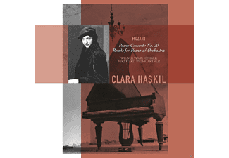 Clara Haskil, Wiener Symphoniker - Klavierkonzert 20  - (Vinyl)