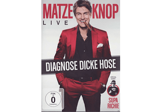 Matze Knop - Diagnose Dicke Hose DVD