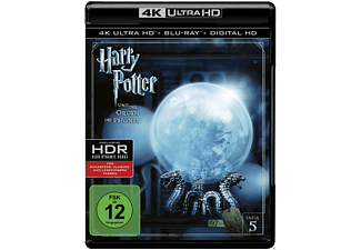 Harry Potter und der Orden des Phönix 4K Ultra HD Blu-ray + Blu-ray
