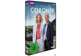The Coroner - Staffel 1 DVD