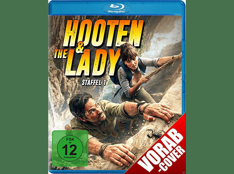 Hooten & The Lady - Staffel 1 [Blu-ray]