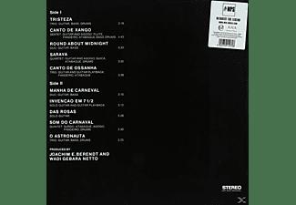 Baden Powell - Tristeza On Guitar  - (Vinyl)