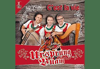 Ursprung Buam - C'est la vie  - (CD)