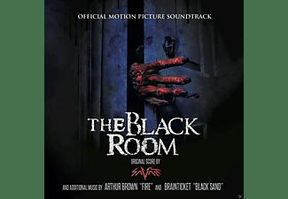 Savant - The Black Room-O.S.T.  - (CD)