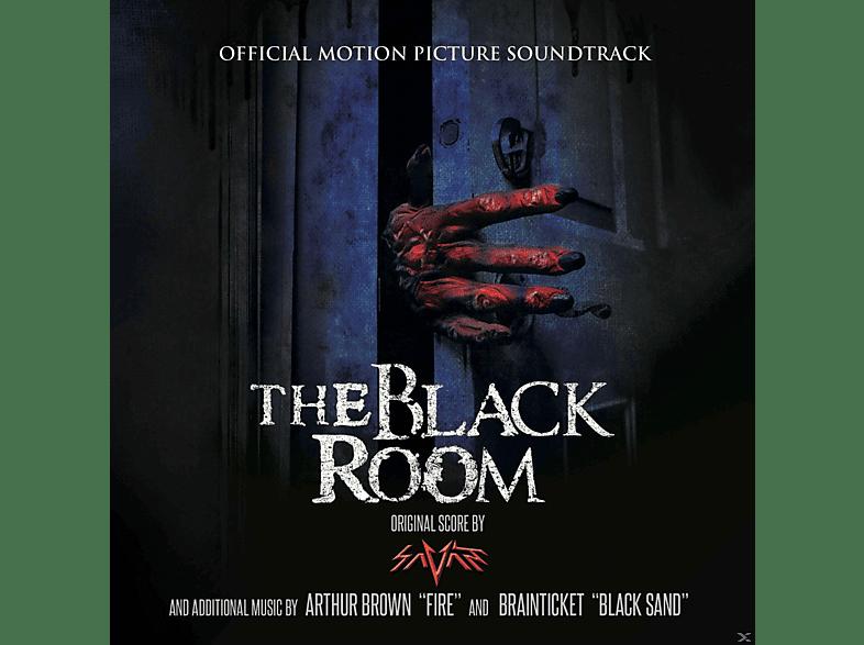 Savant - The Black Room-O.S.T. [CD]