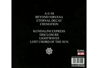 Merciful Nuns - A-U-M  - (CD)