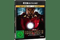Iron Man 2 - 4K UHD Blu-ray  [4K Ultra HD Blu-ray + Blu-ray]