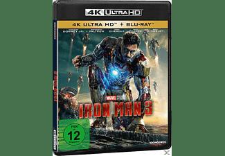 Iron Man 3 - 4K UHD Blu-ray  4K Ultra HD Blu-ray + Blu-ray