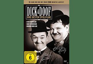 Dick und Doof - Ihre besten Spielfilme DVD