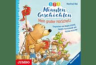 1-2-3 Minuten-Geschichten: Mein großer HörSchatz - (CD)