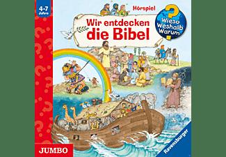 Wieso? Weshalb? Warum? Sonderband: Wir entdecken die Bibel  - (CD)