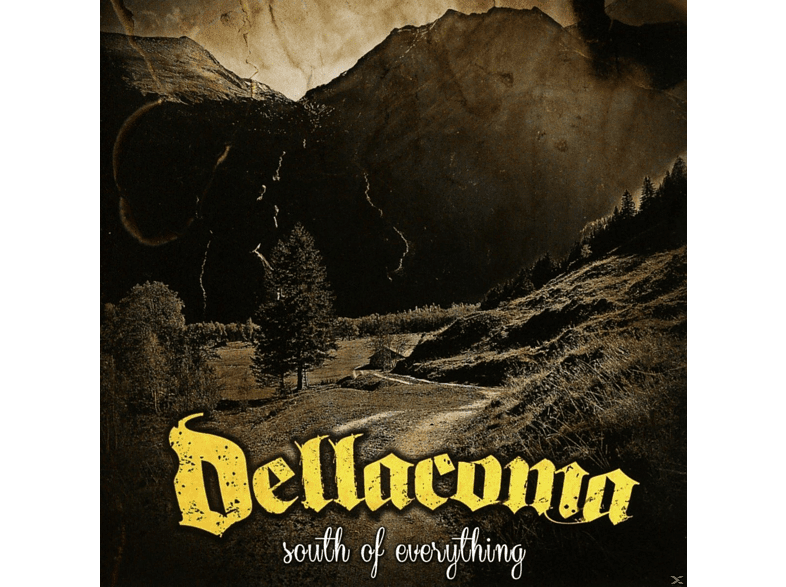Dellacoma - South Of Everything [CD]
