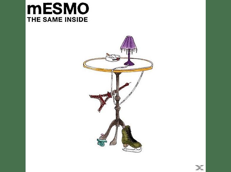 Mesmo - The Same Inside [CD]