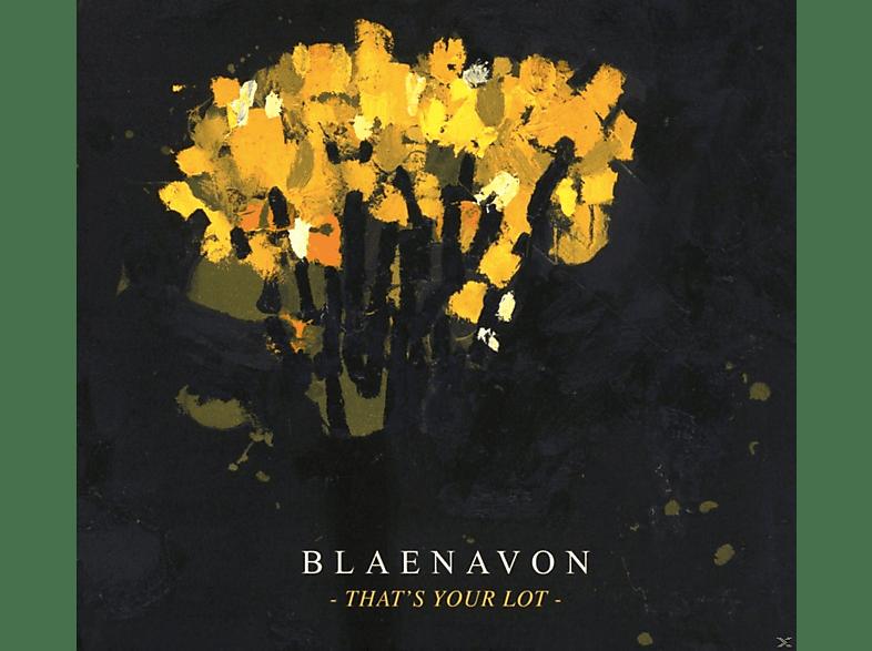 Blaenavon - That's Your Lot [CD]