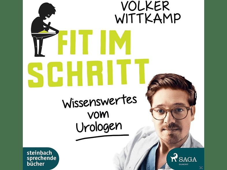 Volker Wittkamp - Fit Im Schritt-Wissenswertes Vom Urologen - (CD)