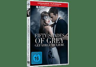 Fifty Shades of Grey 2 – Gefährliche Liebe DVD