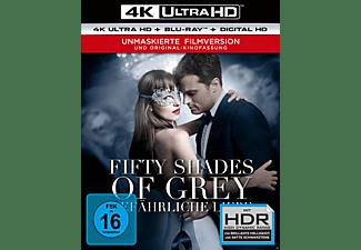 Fifty Shades of Grey 2 – Gefährliche Liebe 4K Ultra HD Blu-ray + Blu-ray