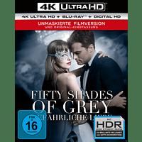 Fifty Shades of Grey 2 – Gefährliche Liebe [4K Ultra HD Blu-ray + Blu-ray]
