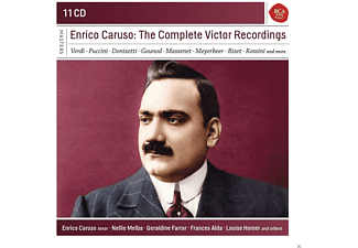 Enrico Caruso, VARIOUS - Enrico Caruso-The Complete Victor Recordings - (CD)