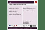 Kölner Rundfunk-sinfonie-orchester - Günter Wand Conducts Schubert: Sinf.1-6,8,9 [CD]
