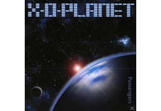 X-o-planet - Passengers  - (CD)