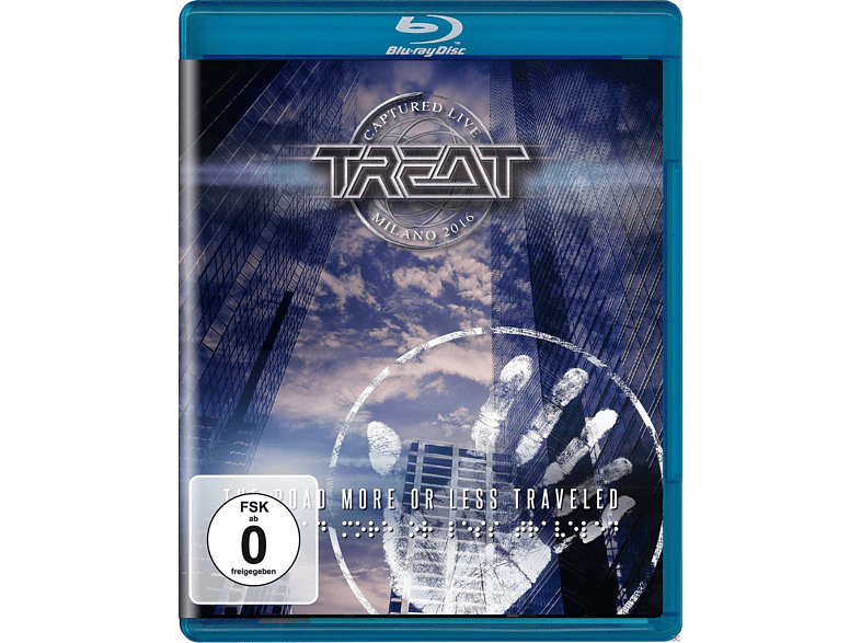 Treat - The Road More Or Less Traveled [Blu-ray]
