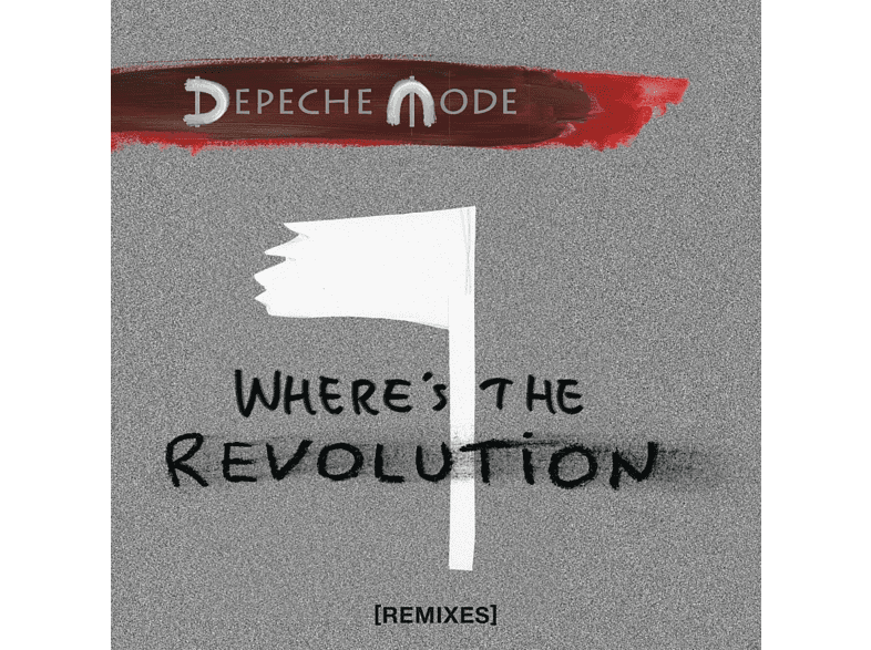 Depeche Mode - Where's the Revolution (Remixes) [Maxi Single CD]