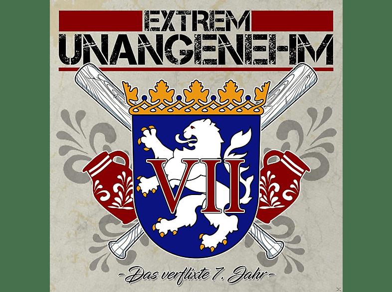 Extrem Unangenehm - Das Verflixte 7.Jahr [CD]