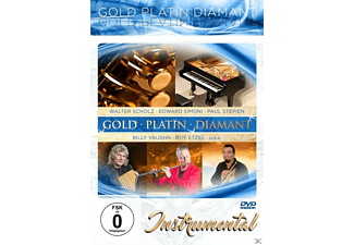 VARIOUS - INSTRUMENTAL - GOLD-PLATIN-DIAMANT - (DVD)