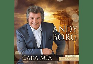 Andy Borg - CARA MIA  - (CD)