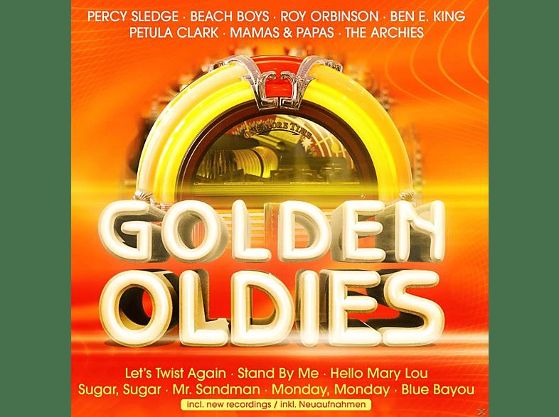 VARIOUS - GOLDEN OLDIES [CD]