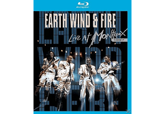 Earth, Wind & Fire - Live At Montreux 1997/98 (Bluray) - (Blu-ray)